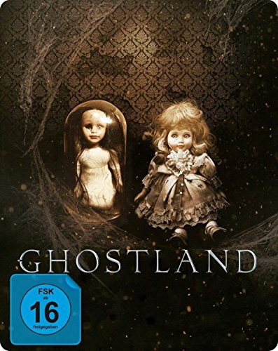 Ghostland - Limited Steelbook [Blu-ray]