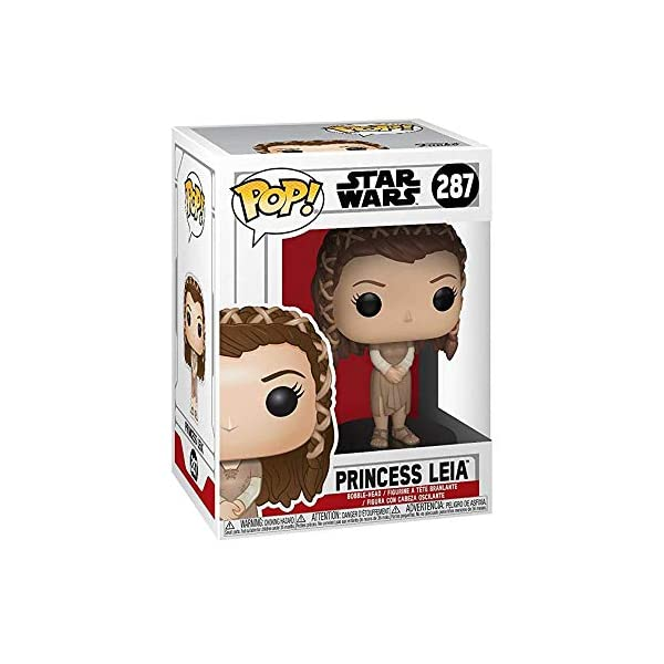 Funko Pop Leia en el poblado Ewok (Star Wars 287) Funko Pop Star Wars