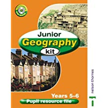 Junior Geography Kit: Pupil Resource File Year 5/6