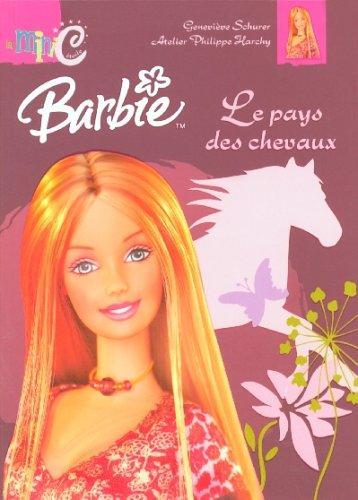 Barbie au pays des chevaux par Geneviève Schurer