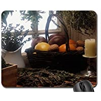 Country Kitchen Mouse Pad, Mousepad (Houses Mouse Pad)