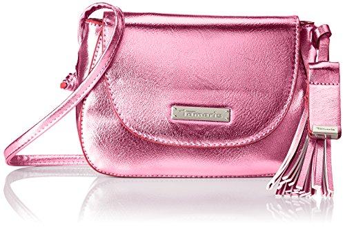 Tamaris - Nadya Crossbody Bag, Borse a tracolla Donna Rosa (Pink)