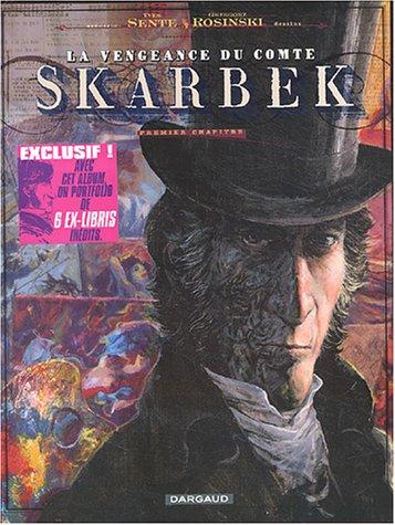 La Vengeance du Comte Skarbek : Album + Porte-Folio
