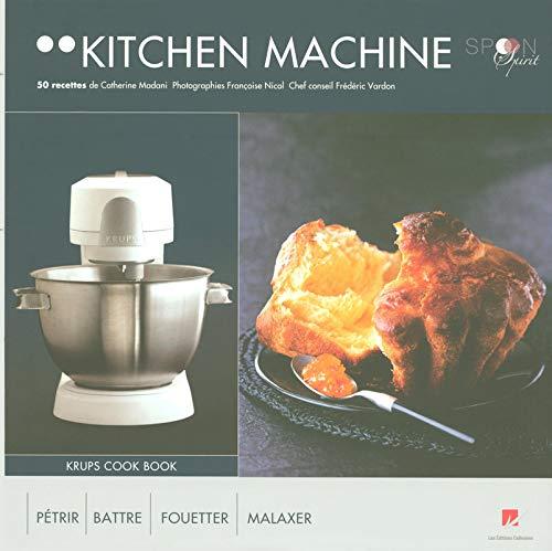 Kitchen machine krups cook book