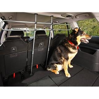 Mottez A056P Hunde und Gepäckgitter