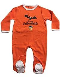 Valencia CF 01PEL0206 Pelele, Naranja, 06