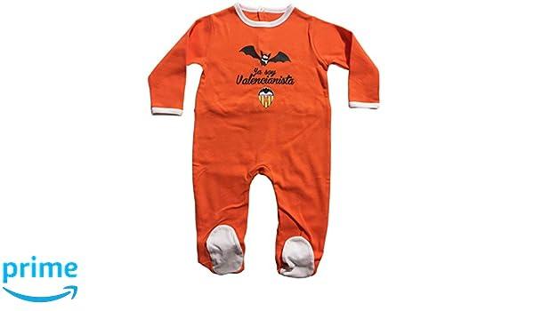 06 Valencia CF 01pel0206/Strampler Orange