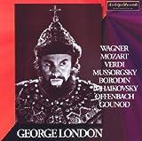 George London: Wagner-Mozart-Verdi-Borod