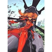 Evangelion Poster On Silk <60cm x 85cm, 24inch x 34inch> - Cartel de Seda - 2AC08F