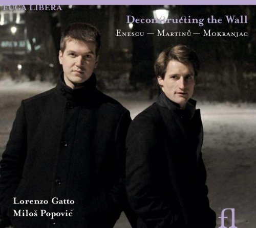 Deconstructing the Wall - Werke für Violine und Klavier