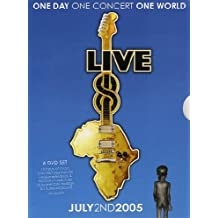 Live 8 - One Day One Concert One World