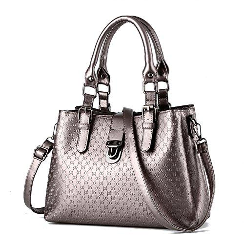 borse delle donne europee e americane/borsa fibbia di spalla di modo casuale/pacchetto diagonale-A D