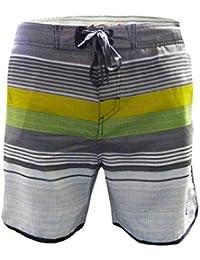 Mens Swim Shorts Belfort South Shore New Summer Beach Mesh Lined Board Trunks