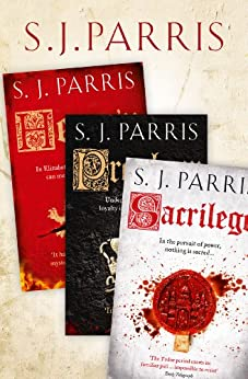 Giordano Bruno Thriller Series Books 1-3: Heresy, Prophecy, Sacrilege by [Parris, S. J.]