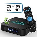 [2G+16G] GooBang Doo X2 Android 6.0 TV Box Amlogic S905X 64 bit quad core, che...