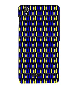 PrintVisa Designer Back Case Cover for Lava Iris X8 (Girly Pattern Tribal Floral Fabric Culture Rajastan Andhra)