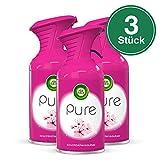 Air Wick Premium-Duftspray Pure Kirschblütenzauber, 3er Pack (3 x 250 ml)
