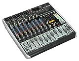BEHRINGER XENYX QX1222USB - mixer professionale 'wireless ready' con effetti, 16 input 4bus