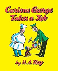 Curious George Takes a Job by H. A. Rey (1974-04-03)