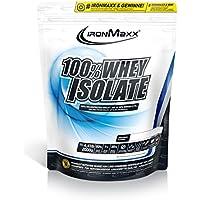 Ironmaxx Unisex 100% Whey Isolate Banana Powder, Multicoloured, 2000 g
