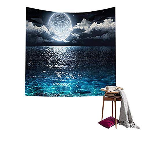 Galaxy tapestry star universe milky way spazio esterno in poliestere tessuto da appendere decorazioni boemia arazzi per camera da letto soggiorno gt08, gt08-4, 60