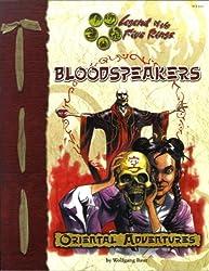 L5R: Oriental Adventures - Bloodspeakers
