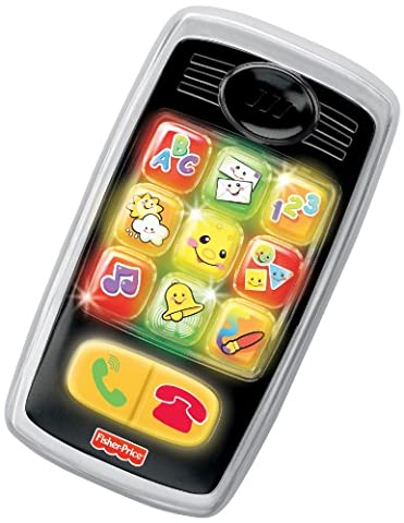 Fisher-Price Laugh & Learn Smilin' Smart Phone