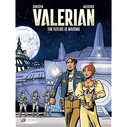 Valerian & Laureline Volume 23 - The Future is waiting (23)