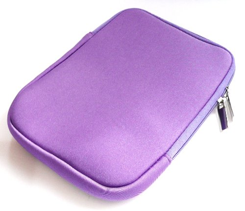 emartbuy-purple-water-resistant-neoprene-soft-zip-case-cover-sleeve-suitable-for-amazon-kindle-voyag