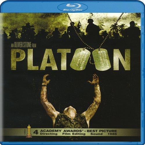 Platoon [Edizione: Stati Uniti] [USA] [Blu-ray]