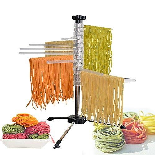 maxbourne Pasta Trocknen Rack/Pasta Trockner Spaghetti Trockner, Ständer Nudeln Trocknen Halterung zum Aufhängen Rack für hausgemachte Pasta und Nudeln