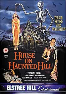 House On Haunted Hill [1959] [DVD]