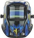 Eagle Máscara de soldar de seguridad, oscurecimiento automático