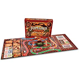 CARDINAL GAMES- CGI ADG Jumanji The Game EIT, Multicolore, 6045570