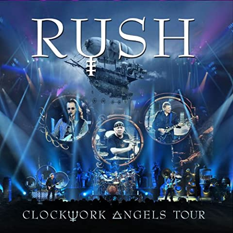 Peke's Repose (guitar solo)/Halo Effect (with Clockwork Angels String Ensemble) [Live]