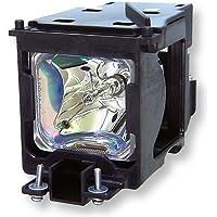 Alda PQ Original, Lampada proiettore per PANASONIC ET-LAC75 Proiettori, lampada di marca con PRO-G6s alloggio