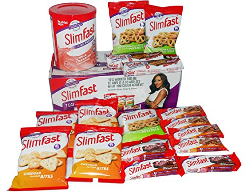slimfast-weight-loss-7-day-challenge-diet-starter-kit-makes-12-shakes-snacks-bars