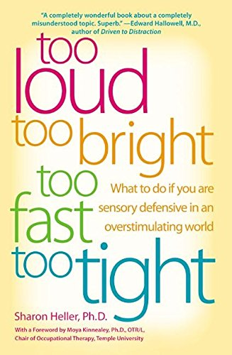 Too Loud, Too Bright, Too Fast, Too Tight por Sharon Heller