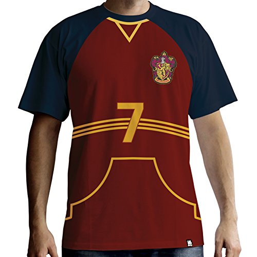 Camiseta Harry Potter Quidditch Talla L