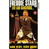 Freddie Starr - Live And Dangerous And Very, Very Rude