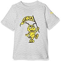 Puma Jungen BVB Minicats Graphic Tee T-Shirt