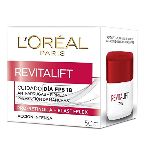 Crema Básica Día Revitalift L'Oreal 50ml