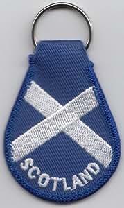 Flagge Schottland Ring Schlüsselanhänger (A237 KR)