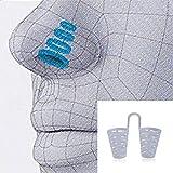 Creative Snore-Stoppers Anti-Schnarchen Gerät NasenDilator Nasenlöcher Praktische Klammer zum Stoppen des Schnarchens