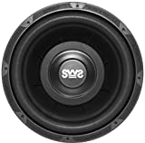 Earthquake Sound SWS-10X 10' 400W 4Ohm High Performance Shallow Subwoofer