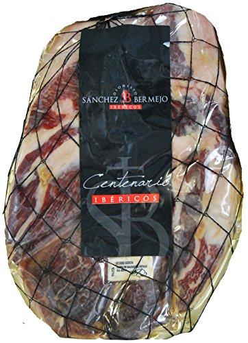 Prosciutto pata negra iberico (spalla) centenario sánchez bermejo disossato 3-3.5 kg | jamón ibérico spagnolo cebo
