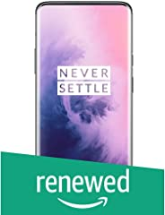 (Renewed) OnePlus 7 Pro (Mirror Grey, 6GB RAM, 128GB Storage)