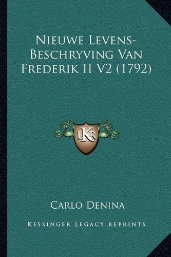 Nieuwe Levens-Beschryving Van Frederik II V2 (1792)