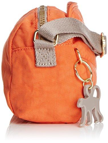 Kipling Nuova Abela Bp K1236711q Borse Damenrucksack 25x14x8 Cm (w), Multicolore (qu Arancione Piccante) Multicolore (piccante Arancione Qu)