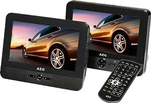 AEG 400451 Lecteur DVD portable Noir